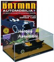 DC Batman Automobilia Collection #29 Detective Comics #362 Batmobile Eaglemoss